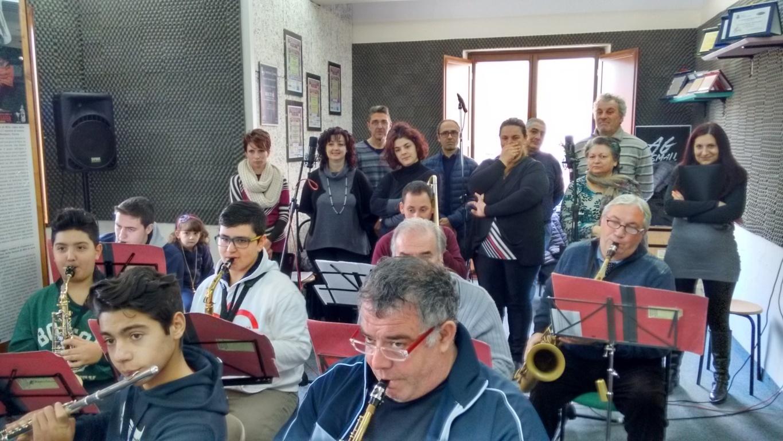 Concerto Bandistico con coro