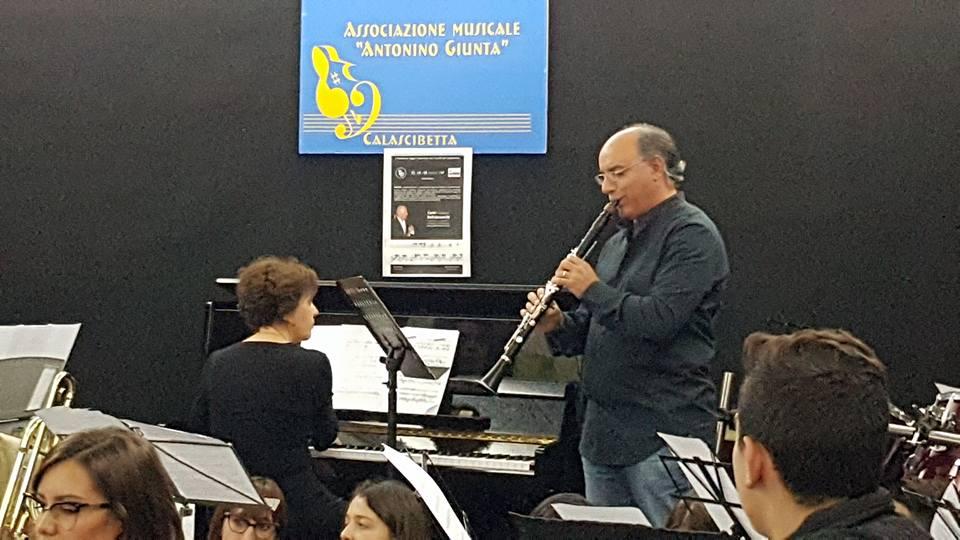 """Ass. Musicale """"A. Giunta"""" Calascibetta"""