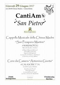 Ambag_Loc Cantiamo San Pietro_29 Giugno 2017